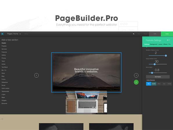 MacTrast Deals: Page Builder Pro: Lifetime Subscription