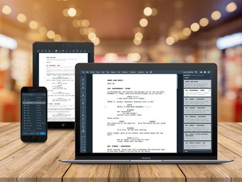 MacTrast Deals: WriterDuet Pro: Lifetime Subscription
