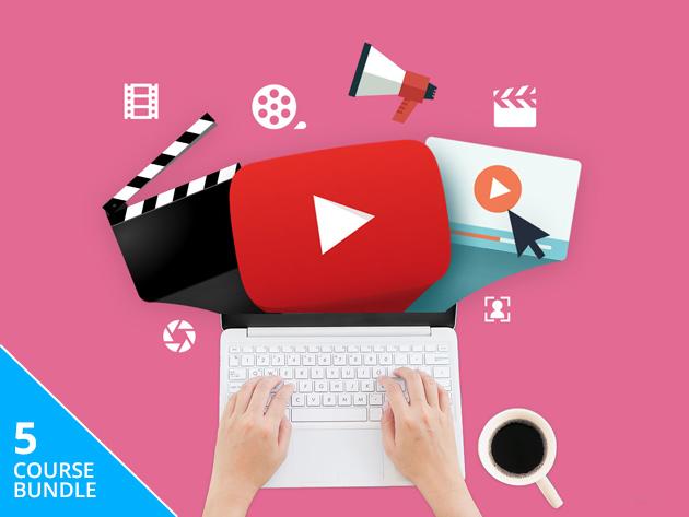 MacTrast Deals: Ultimate YouTube Master Class Bundle