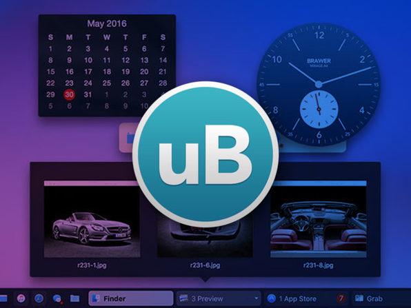 MacTrast Deals: uBar 4 Toolbar for Mac