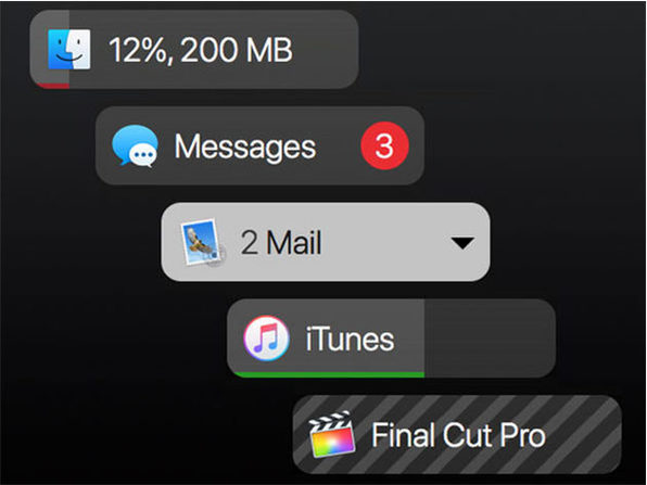 MacTrast Deals: uBar 4 Toolbar for Mac