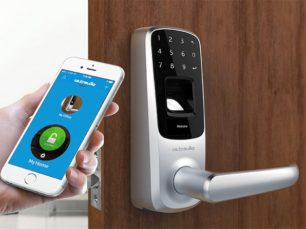 MacTrast Deals: Ultraloq UL3 Bluetooth Fingerprint and Touchscreen Smart Lock
