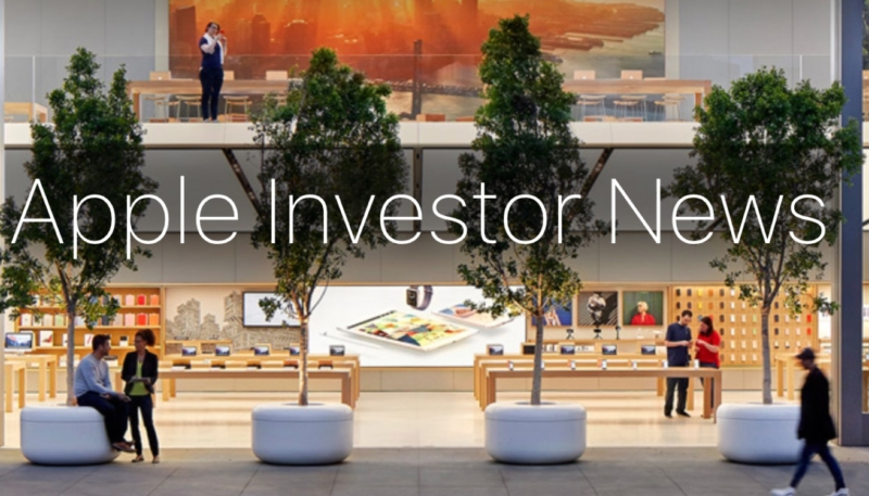 Apple to Announce Fiscal Q1 2019 Earnings on January 29