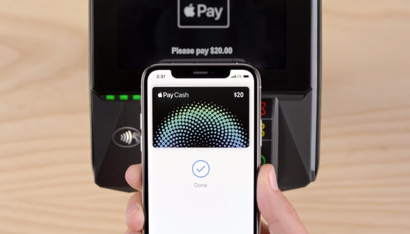 New Apple Video Blurbs Promote Paying With Apple Pay Cash