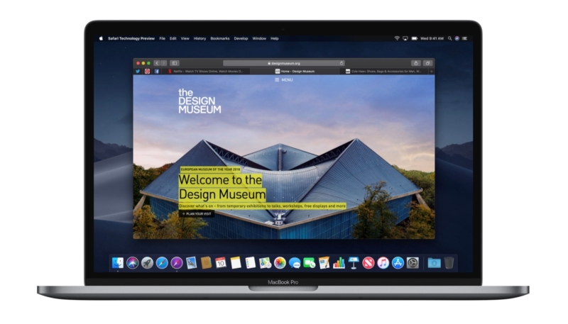 Safari Technology Preview 102 Offers The Usual Bug Fixes and Performance Improvements