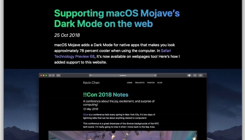 Apple Seeds Third Beta of macOS Mojave 10.14.4 Update to Developers for Testing