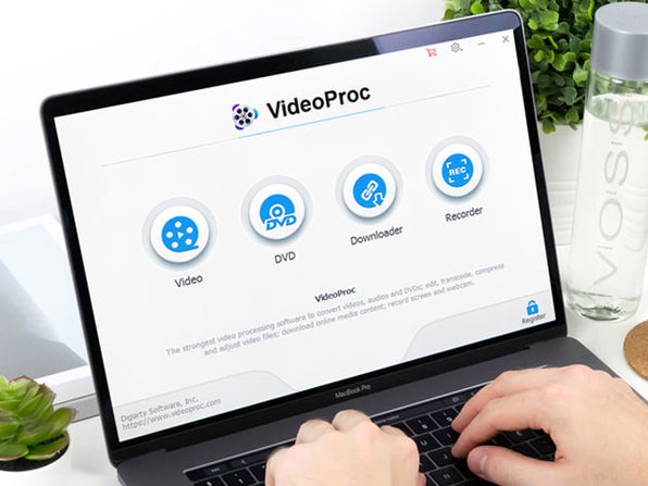 MacTrast Deals: VideoProc Video Processor & Editor: Lifetime License