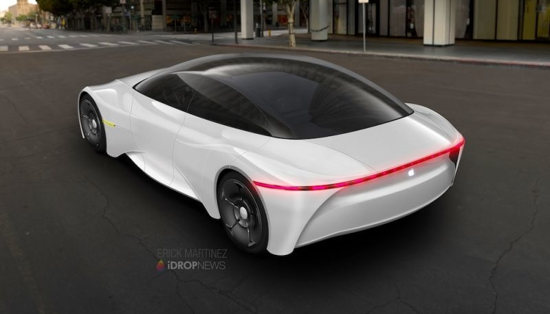Apple Aiming to Begin Apple Car Production in 2024 – Will Use 'Next Level' Battery Technology