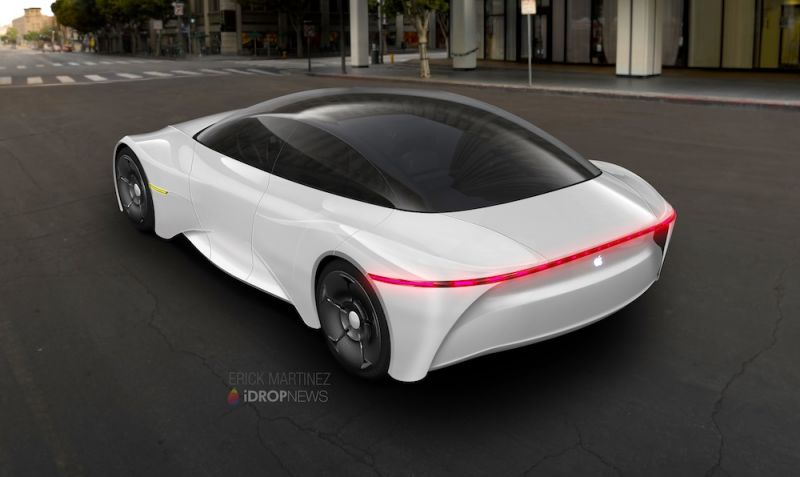 Katy Hubert: Apple to Control All Details of 'Apple Car' Project