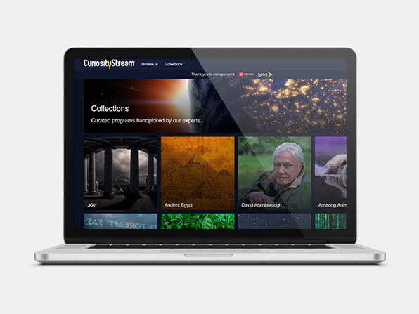 MacTrast Deals: CuriosityStream: 2-Yr Subscription