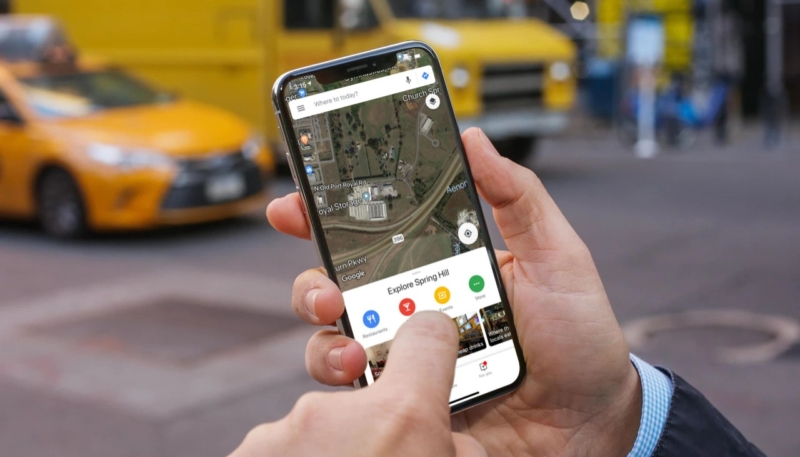 CES 2019: Google Rolling Out Voice-Activated Assistant to Google Maps for iOS