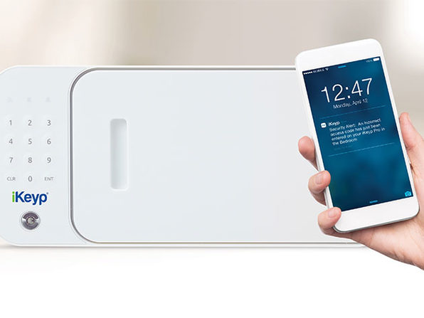 MacTrast Deals: iKeyp WiFi-Enabled Smart Safe