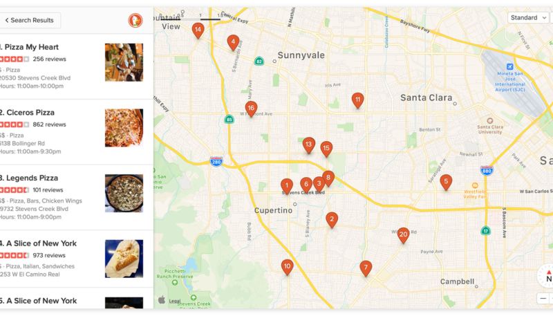 Privacy-Protecting Search Engine DuckDuckGo Now Using Apple Maps to Power Maps and Address Search Results