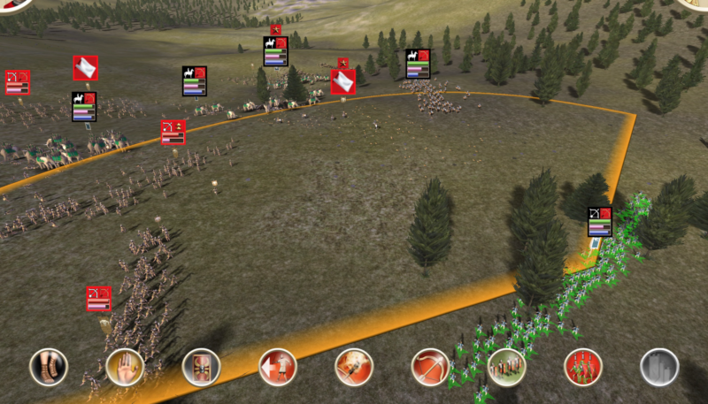 Feral Interactive's 'Rome: Total War' Update for iOS Brings Additional Factions and Features
