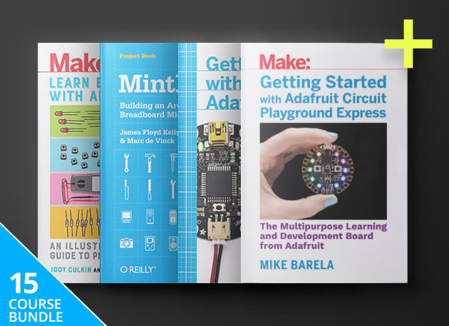 MacTrast Deals: The Make: Arduino Hacker eBook Bundle