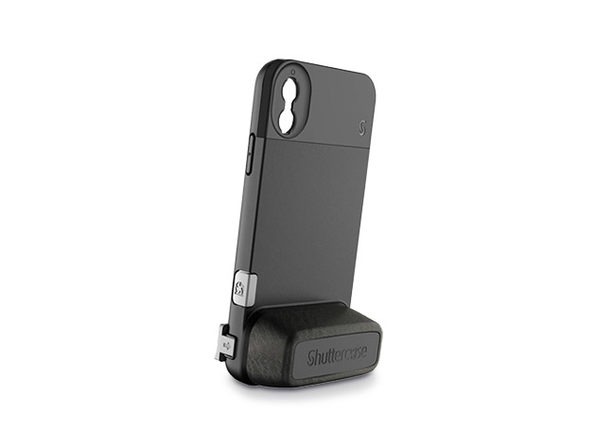 MacTrast Deals: Shuttercase for iPhone 3,000mAh Battery Camera Case