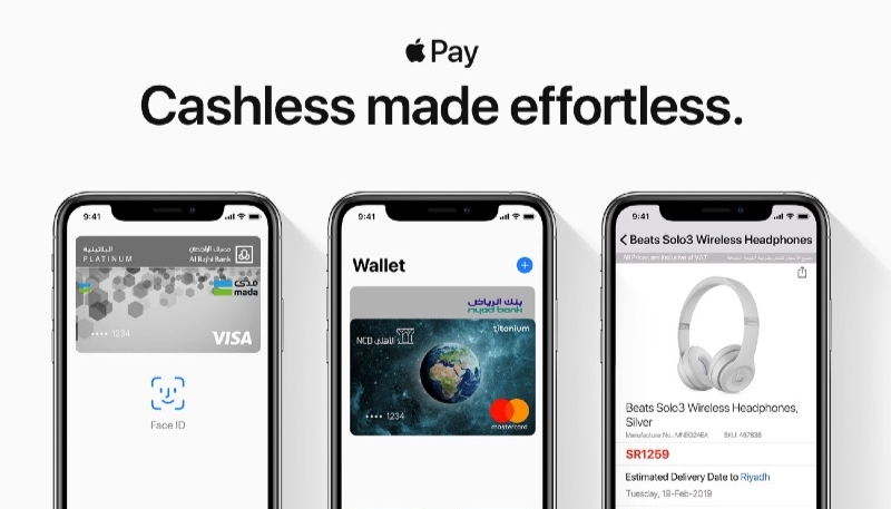 Apple Pay Rolling Out to Users in Saudi Arabia and the Czech Republic