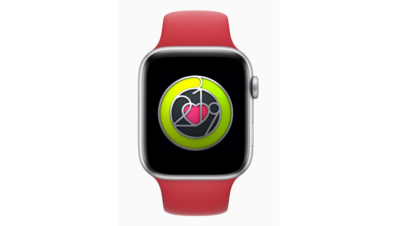 Apple Celebrates Heart Month in February With Apple Watch Activity Challenge and Events at Select Apple Stores