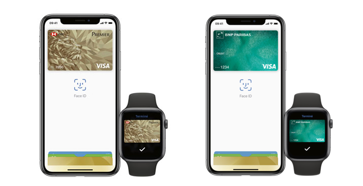 Apple Pay Gains Support From BNP Paribas and HSBC Banks in France