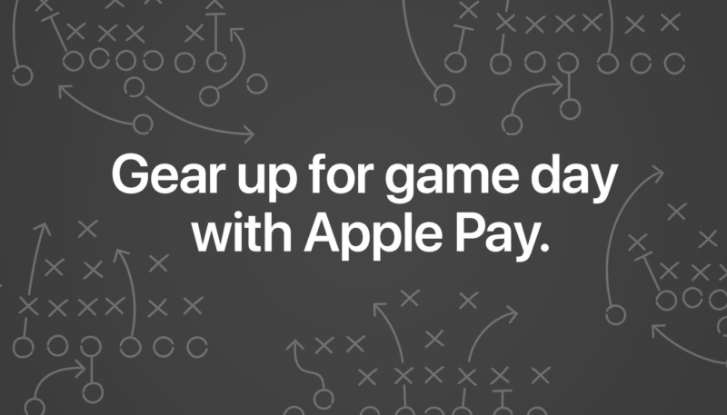 Apple Pay Promo Saves 20% Off Order of $25 or More at Fanatics