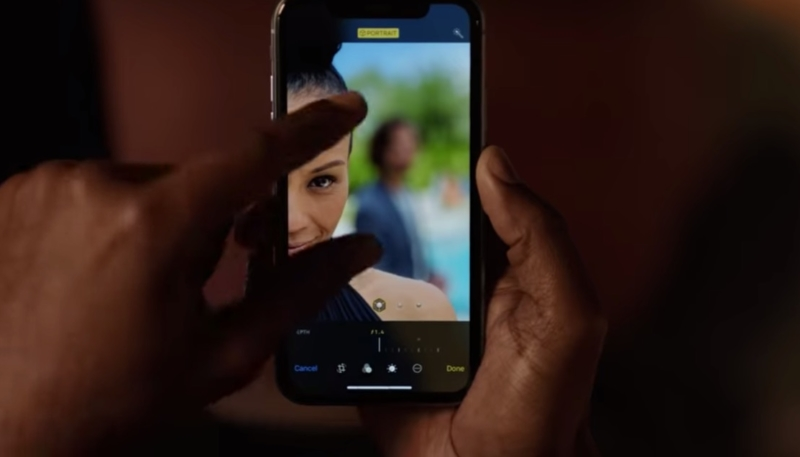 Apple Releases Another Humorous Ad Featuring iPhone XR/XS Portrait Mode's Depth Control Feature
