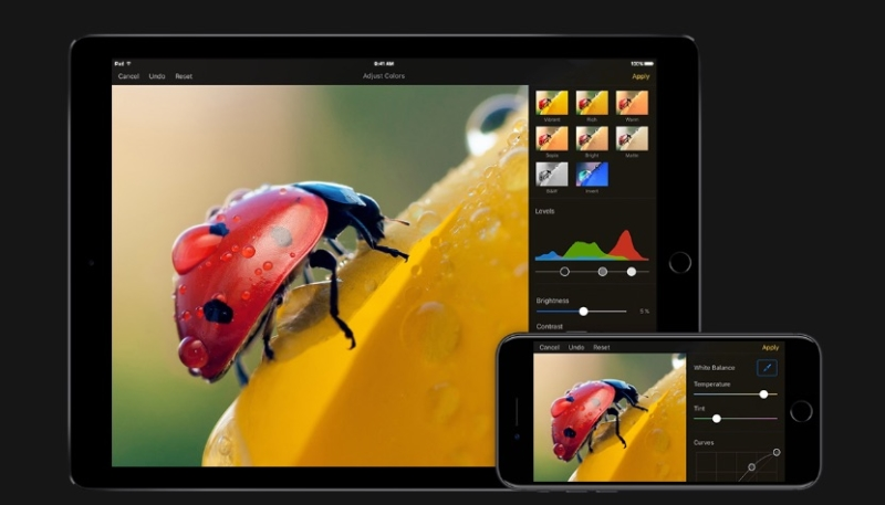 Pixelmator for iOS Update Brings Optimization for Latest iPad Pros, Apple Pencil 2