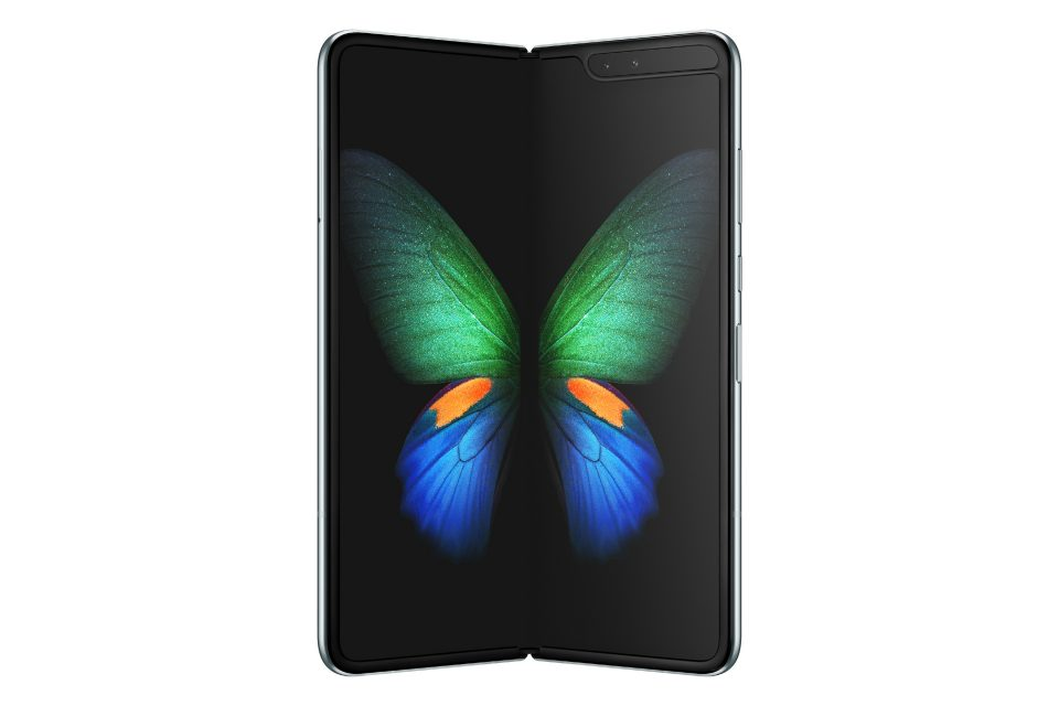 Samsung Unveils the Galaxy Fold, Its New $1980 Foldable Smartphone