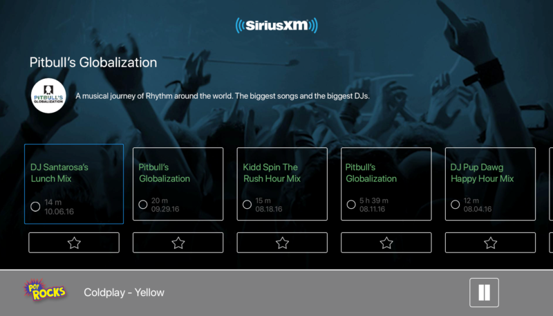 The Howard Stern Show Video from SiriusXM Comes to Improved Apple TV App