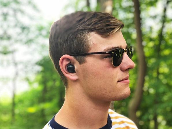 MacTrast Deals: Brio True Wireless Earbuds - A Sweatproof Design & 50 Hours of On-the-Go Listening