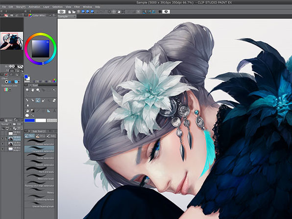 MacTrast Deals: Clip Studio Paint PRO – The Award-Winning Digital Art Software