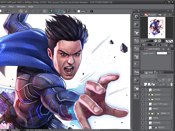 MacTrast Deals: Clip Studio Paint PRO - The Award-Winning Digital Art Software