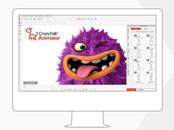 MacTrast Deals: CrazyTalk Animator 3 Pro