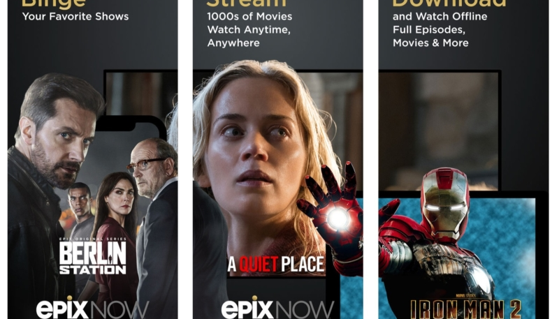 New 'Epix Now' 4K Streaming Service Available for $5.99 per Month