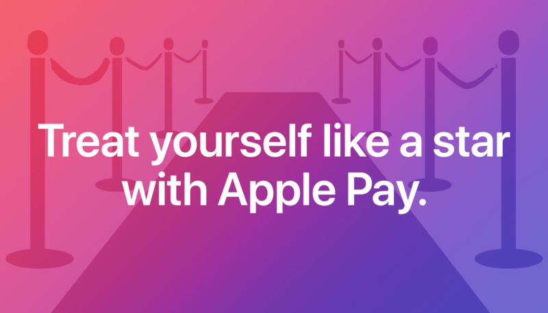 Latest Apple Pay Promo Save $5 Off on Purchase of 2 Movie Tickets Through Fandango