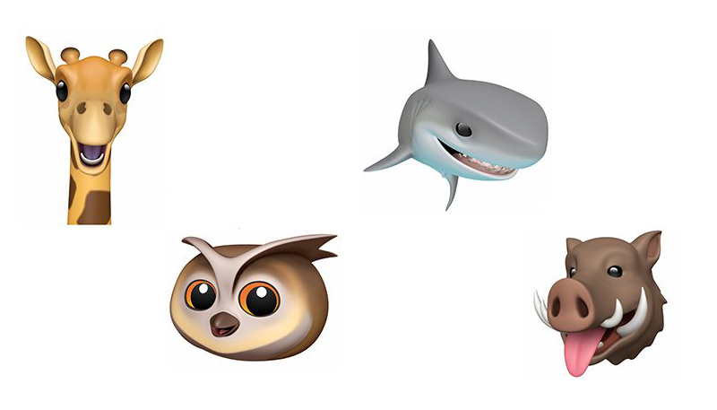 iOS 13 to Bring New Animoji Characters to Messages App