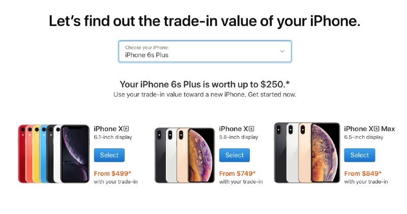 Apple Extends its iPhone Trade-In Promo – Again