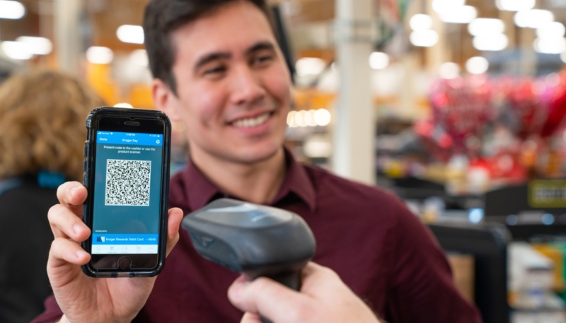Grocery Chain Kroger Snubs Apple Pay, Rolls Out Homegrown QR Code-Based Payment System
