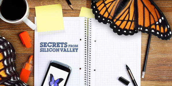 MacTrast Deals: Secrets from Silicon Valley – Learn How to Survive, Grow & Thrive with Insight From 15 Top Entrepreneurs
