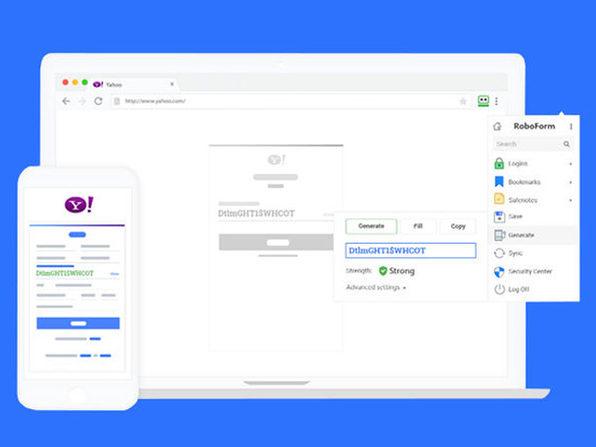 MacTrast Deals: RoboForm Everywhere Password Manager: 5-Yr Individual Plan