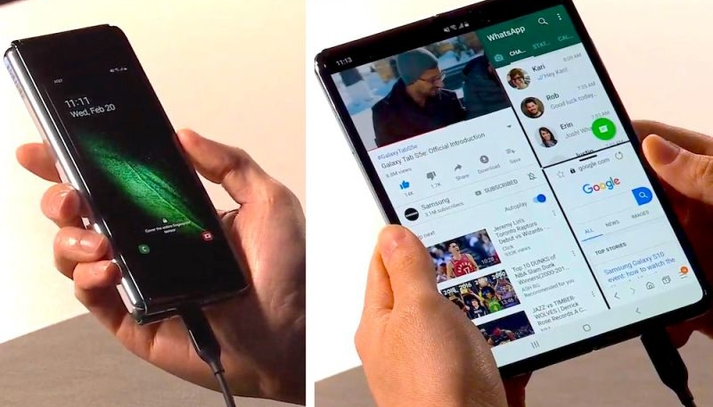Samsung Says Galaxy Fold Redesign is Complete – Flaws Are Fixed