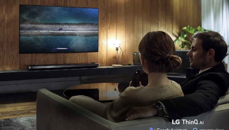 LG Announces Their 2019 NanoCell LED 4K Ultra HD Smart TVs Will Offer AirPlay 2 and HomeKit Support