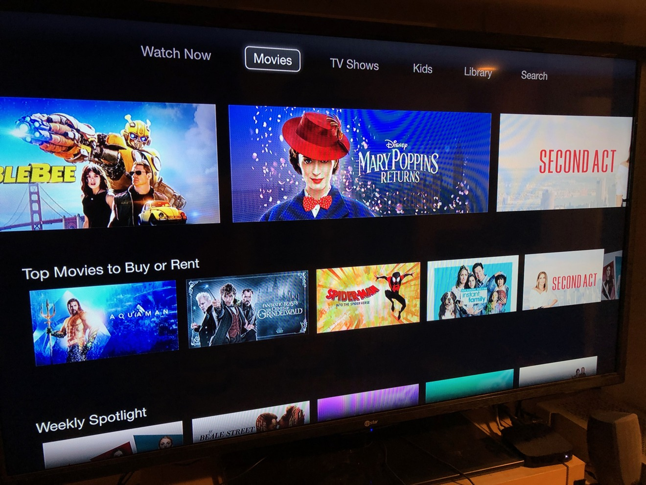 Apple's New TV App is Coming to Third-Generation Apple TVs