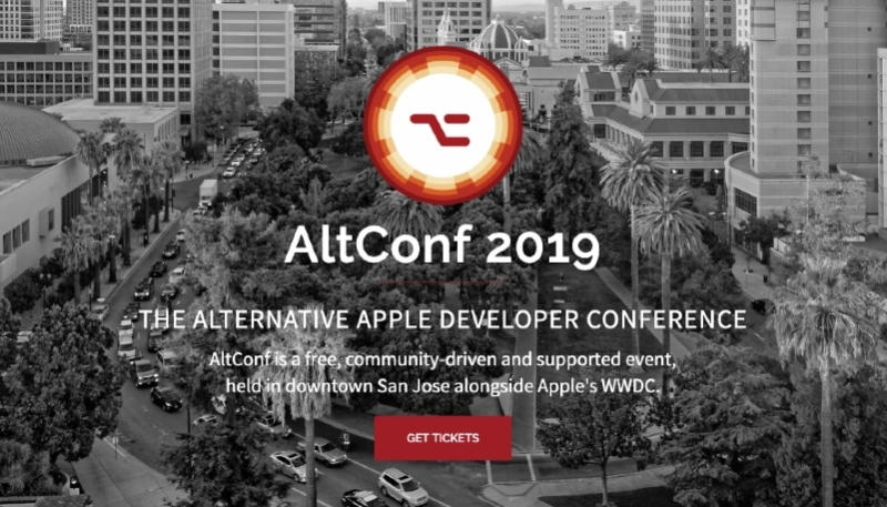 Can't Get in to WWDC 2019? Give AltConf 2019 in San Jose a Try!