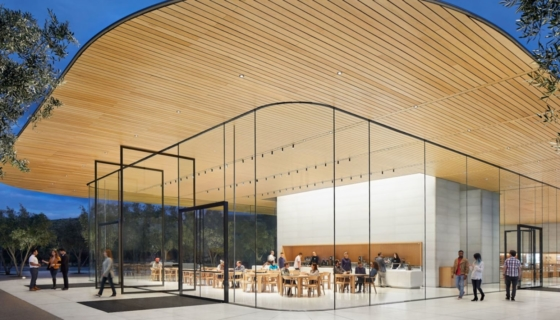 Apple Park Visitor Centre Cupertino