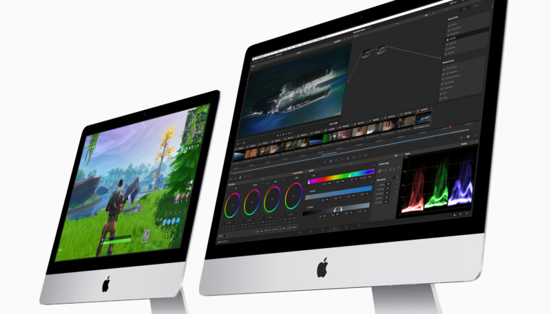 Apple updates iMac With New 6-Core and 8-Core Intel CPUs, Adds Radeon Pro Vega Graphics Options