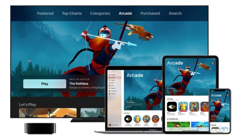 Apple Arcade Subscription Likely to Cost $4.99 per Month