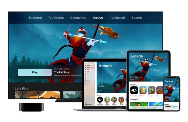 Apple Arcade $49.99/Yr. Subscription Option Now Available – Saves $9.89 Per Yr.