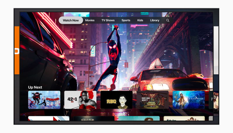 Apple unveils Apple TV+ Video Subscription Service