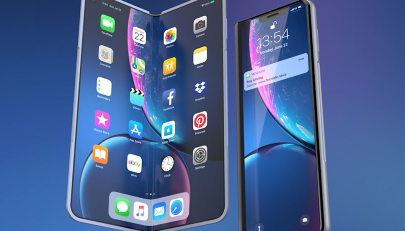 Apple Is Behind in Foldable Screen Technology – That We Know Of