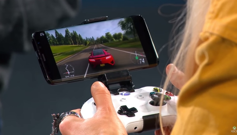 Microsoft's 'Project xCloud' Could Allow Playing of Xbox One games on Your iPhone and iPad